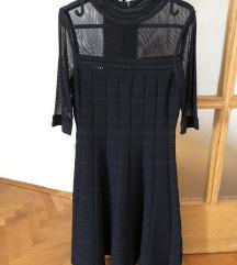 Morgan crna haljina