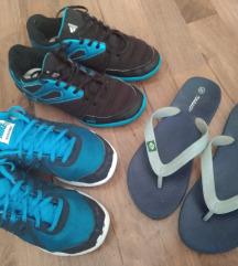 Lot Adidas Nike vel.37