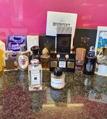 Prodajem niche parfeme