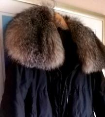 Strenesse kaput sa bogatim prirodnim krznom
