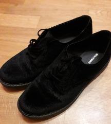 Crne niske cipele / Oxfordice
