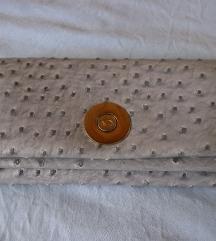 Sivi ženski novčanik CARPISA