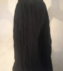 crna suknja +suknja gratis