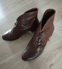 Kožne cipele/gležnjače