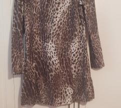 Tunika,haljina animal print M