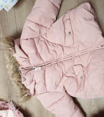 Zara baby zimska jaknica