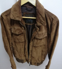 ZARA Muška kožna jakna