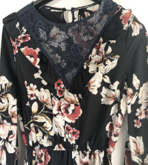 Cvjetna midi haljina S/M