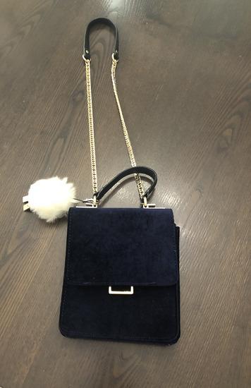 ZARA samt torba