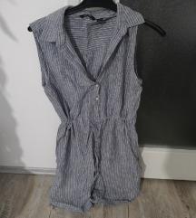 Košulja haljina bez rukava, br. 40