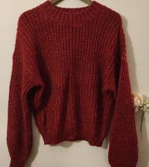 Clockhouse pulover m (realno L)