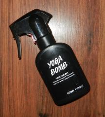 Lush Yoga Bomb sprej za tijelo