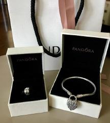 Pandora ORIGINAL privjesak -certifikati, vrećice!