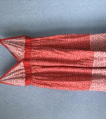 Benetton crvena haljina