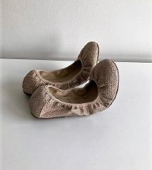 Next zlatne balerinke  - NOVE, NENOŠENE