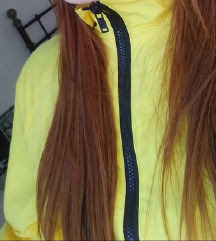 Vintage žuti šuškavac/majica
