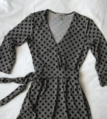 H&M haljina s remenom