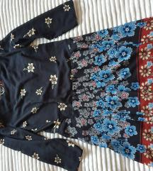 Bershka haljina/tunika