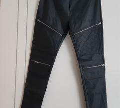 NOVO kožne hlače