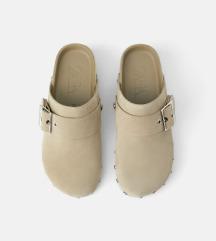 Zara cipele klompe novo