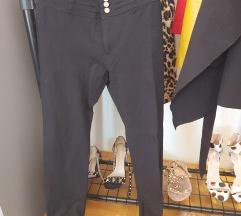 Amisu hlače visoki struk