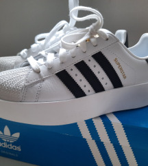 Adidas superstar platforma 36 ⅔