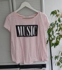 T-shirt s printom