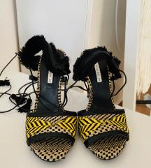 ZARA štikle sandale
