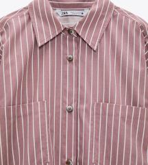 Zara oversized košulja