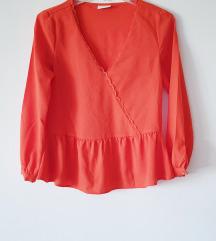 Vila narančasta bluza