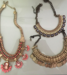 Lot ogrlica 3 kom