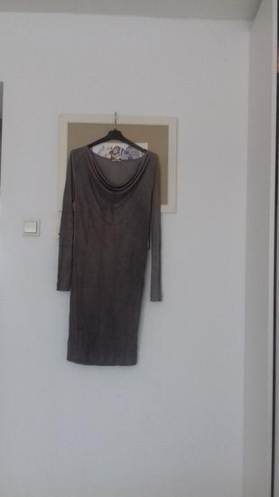 Marella nova siva haljina
