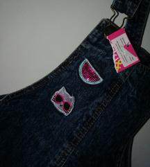 Traper haljina sa etiketom 116/122