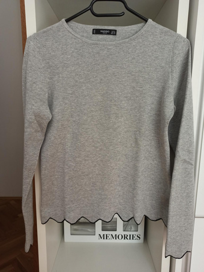 MANGO basic džemper (pt. uključena)