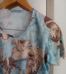 Majica sa renesansnim slikama anđela