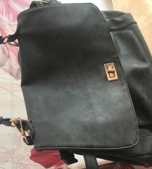 Tamno siva torba