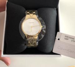 Novi Calvin Klein zlatni sat