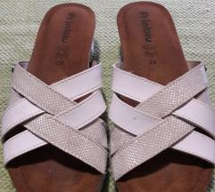 Inblu kožne papuče