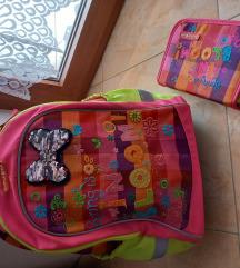 Školska torba i pernica,ruksak