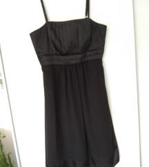 Montego,crna haljina 42/40
