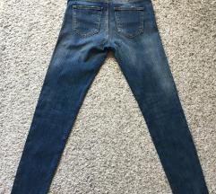 Skinny traperice W25 vel 34-36 XS-S
