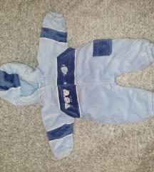 Skafander za bebe idealan za jesen