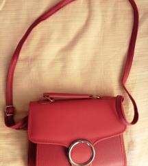 Crvena torba/uključena poštarina
