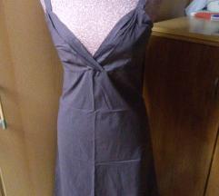 Ljubičasta ljetna haljina