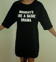 Haljina sa printom ZARA
