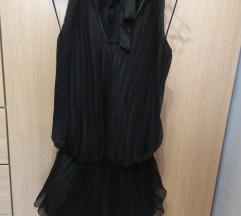Crna haljina Gina Tricot