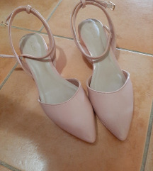 Aldo cipele prljavo roze