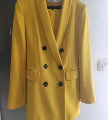 Zara žuto odijelo SNIŽENO%