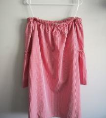 NOVO off sholder haljina