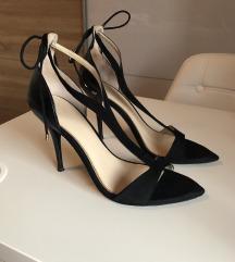 Zara sandale s visokom petom 👡